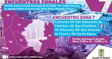 Socializarán el Plan de Desarrollo 2020-2023